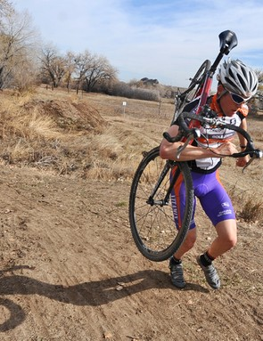 Valmont Bike Park in Boulder, Colorado celebrated its opening with a cyclo-cross race