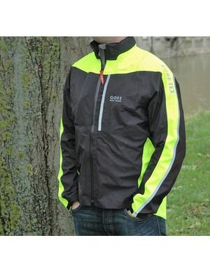 Gore Cosmo reversible commuting jacket
