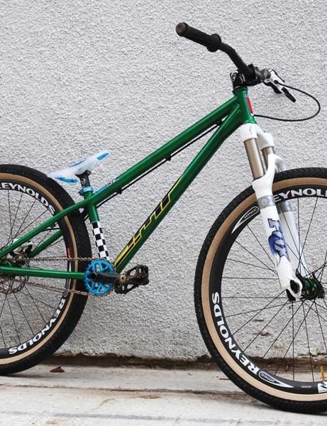 DMR 898 team bike