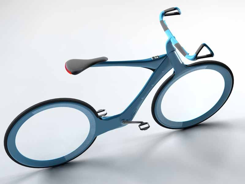 """Chris Boardman's """"Everyday Bike of the Future"""", unveiled earlier this year"""