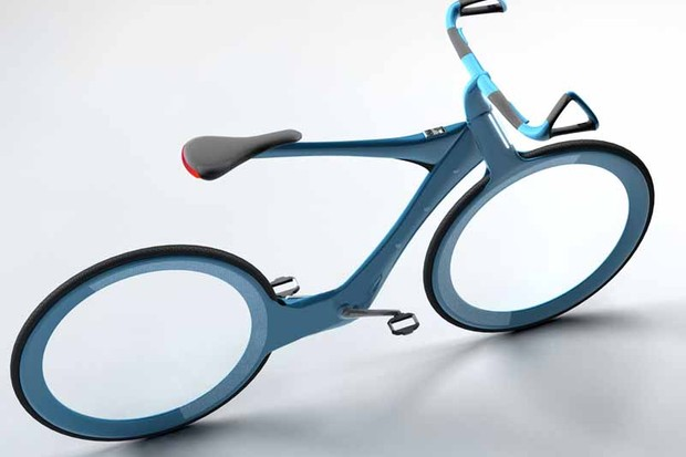 "Chris Boardman's ""Everyday Bike of the Future"", unveiled earlier this year"