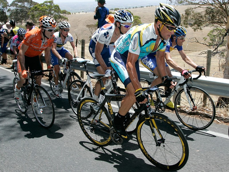 Lance Armstrong will return to Australia in January for the 2010 Tour Down Under