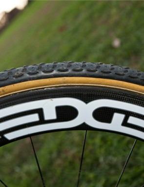 Edge Composites' second-tier 2.68 rims visually differ from the top-end 1.68 with their woven top sheet