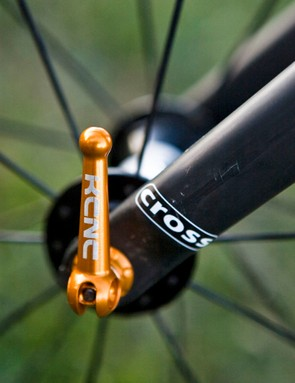 KCNC provide some lightweight bits to shave a few grams