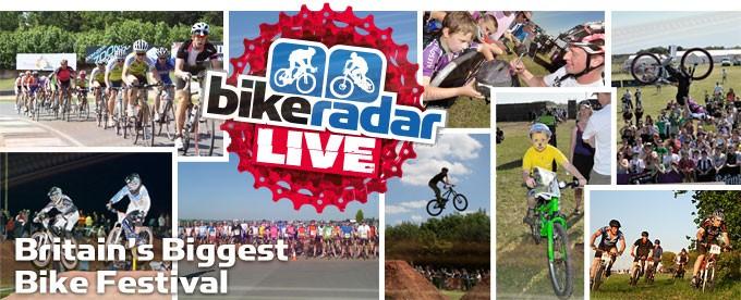 BikeRadar Live