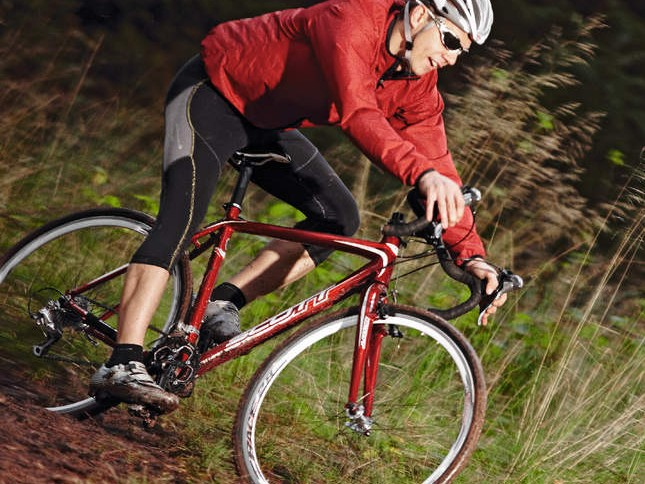 The Scott CX stands out with the level of comfort it offers on rocky and rooty offroad jaunts