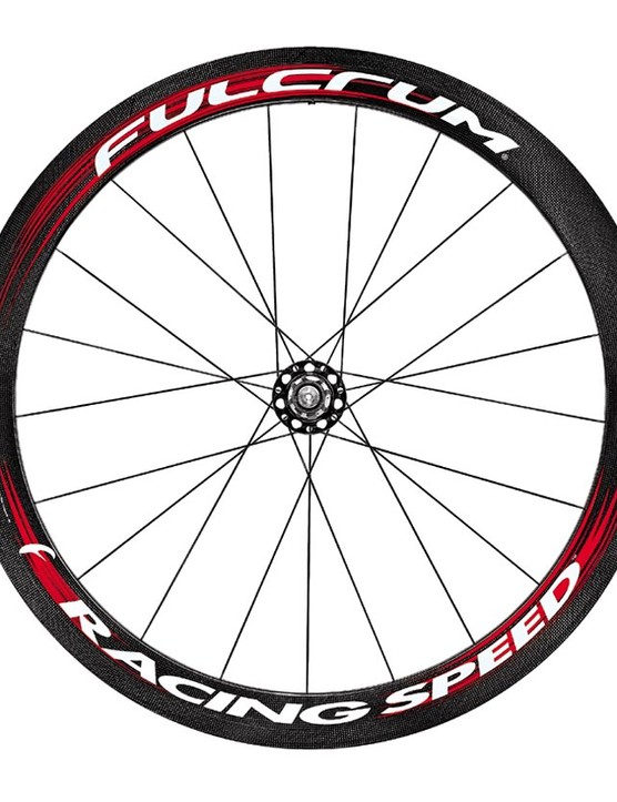 fulcrum racing speed rear