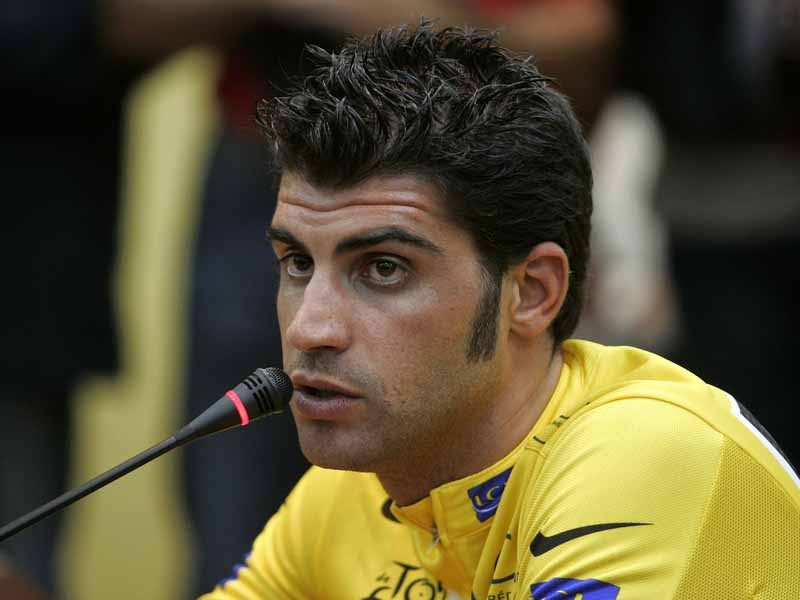 Oscar Pereiro won the 2006 Tour de France after Floyd Landis was disqualified for doping