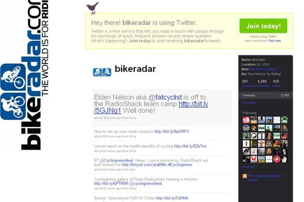 Win a BikeRadar t-shirt!