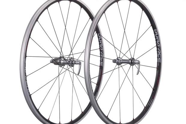 Shimano Dura-Ace tubeless wheelset