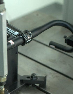 FSA handle-bars under-going rigorous quality testing