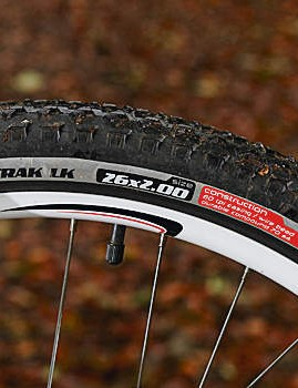The fast-rolling tyres are both grippy and comfortable