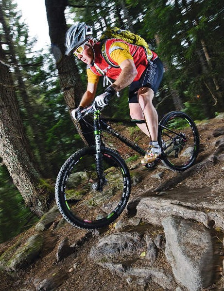 The Flash is simply the best carbon hardtail around right now