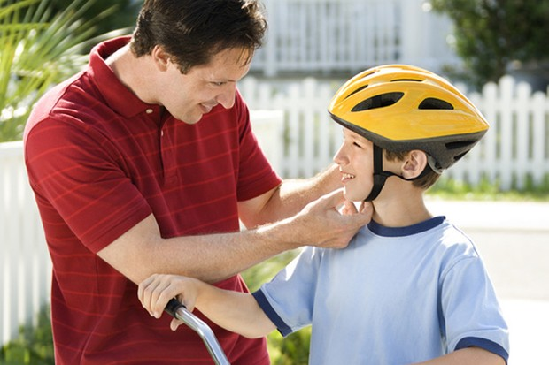 Latest research suggest cycle helmets are effective – as long as they're worn correctly