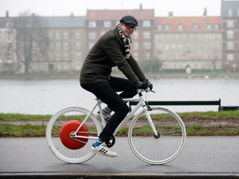 ea6b41de65 Prototype wheel uses braking energy to power bike - BikeRadar