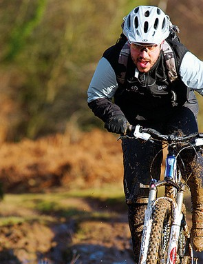 Essential winter mountain biking skills