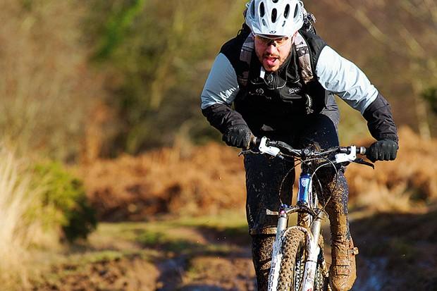 Essential winter mountain biking skills