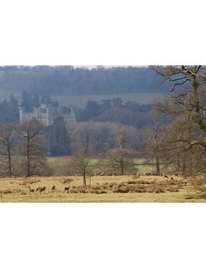 Eastnor Castle provided the backdrop to an amazing day of testing