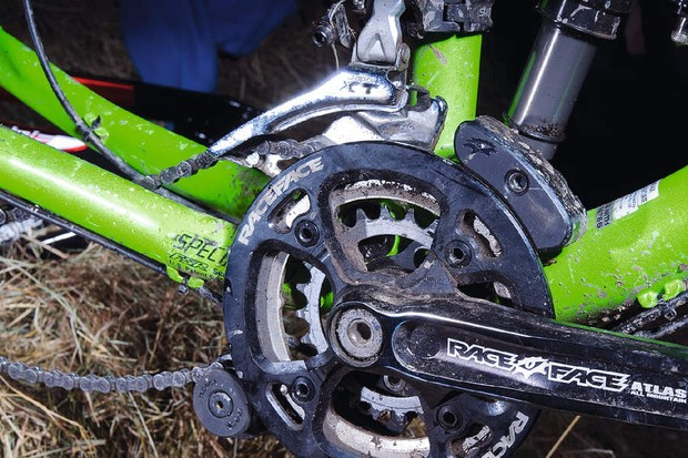 Race Face Atlas FR dual ring chainguide