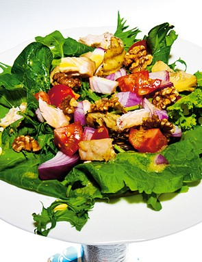 Complex carbohydrates such as fruit and veg release energy slowly