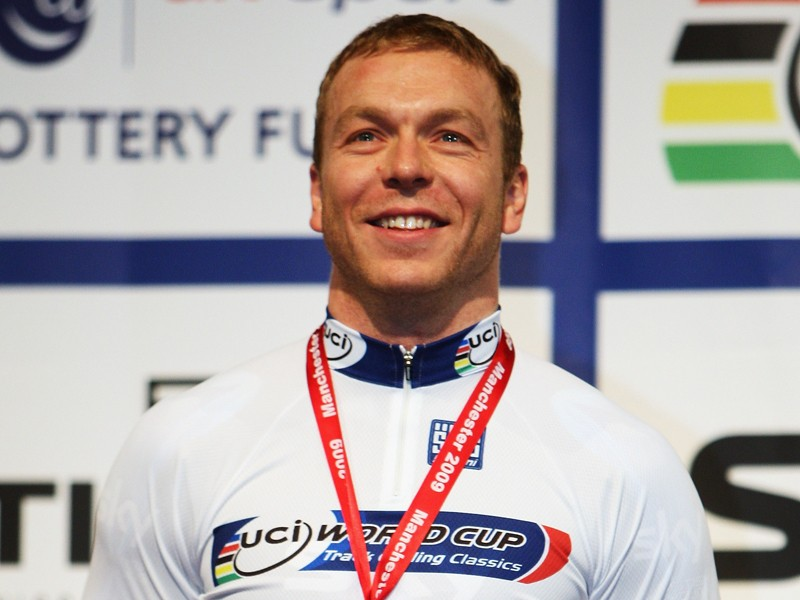 Chris Hoy may pull out of some races at the 2012 Olympics to improve his gold medal chances