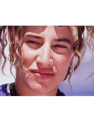 Nineties downhill star Melissa 'Missy' Giove has admitted conspiracy to possess drugs with the intent to distribute