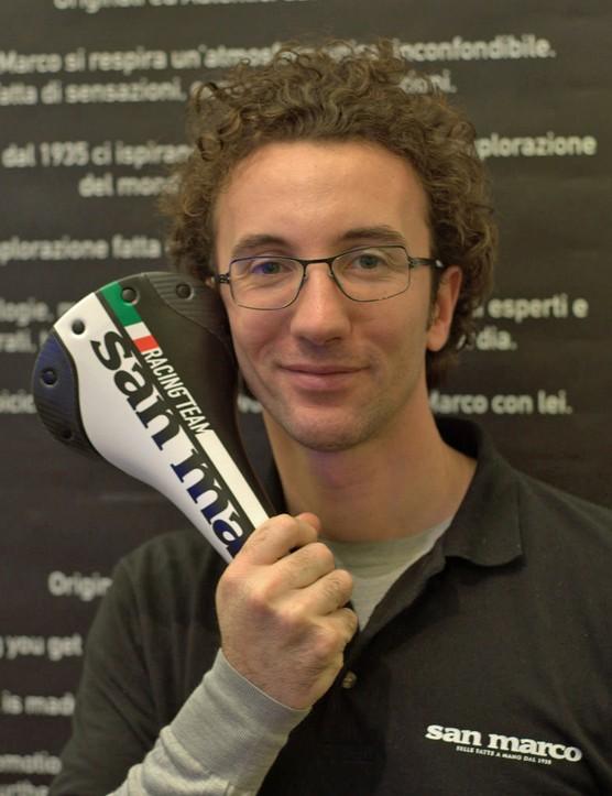 Giovanni Girardi's turn with the Racing Team