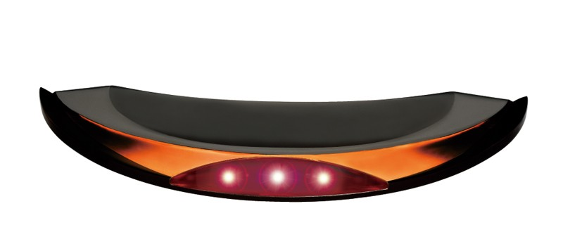 MAGPIE Navigator Wireless Headlight comes with a matching rear light