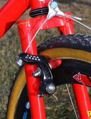 Cane Creek supply their workhorse SCX-5 cantilever brakes