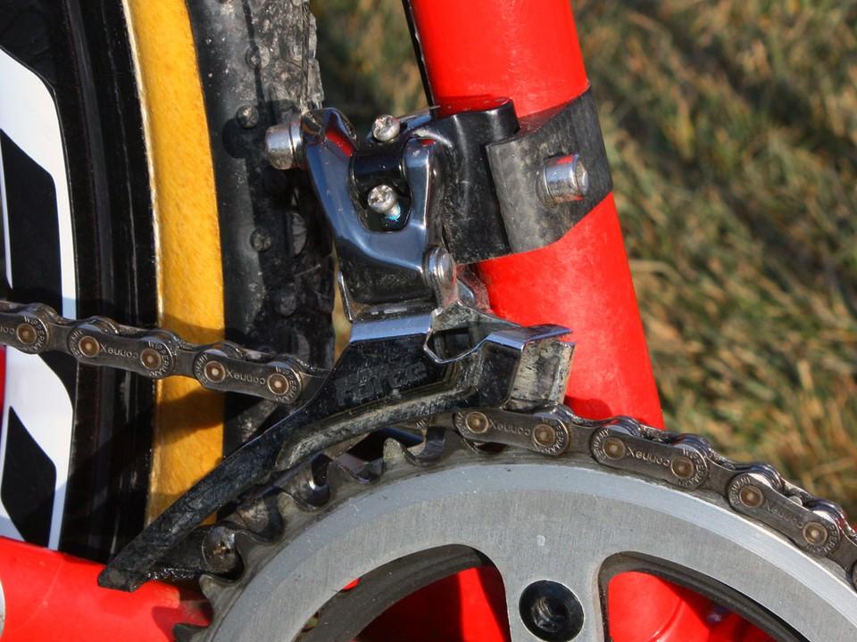 Pro bike: Dan Timmerman's Richard Sachs cyclo-cross - BikeRadar