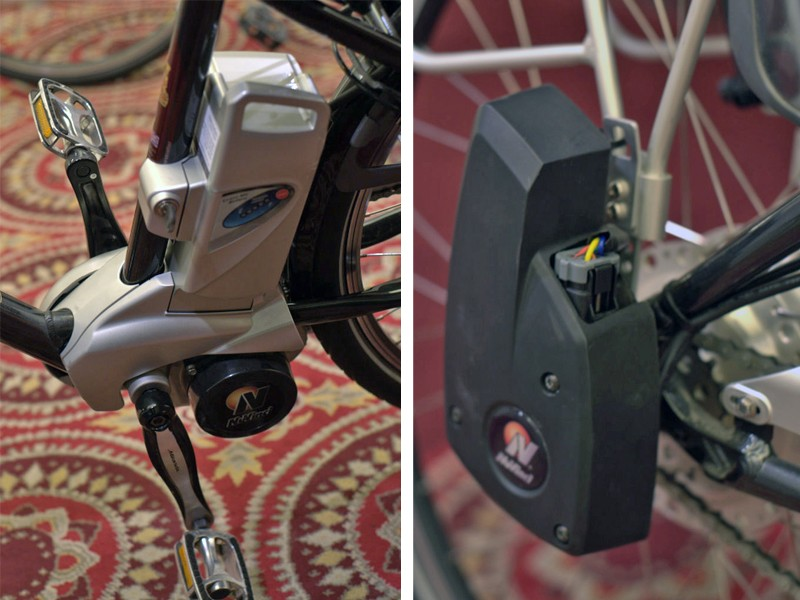 NuVinci's drivetrain dates to 2007; significant improvements are promised for 2010