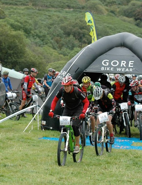 Entry open for 2010 TransWales mountain bike race
