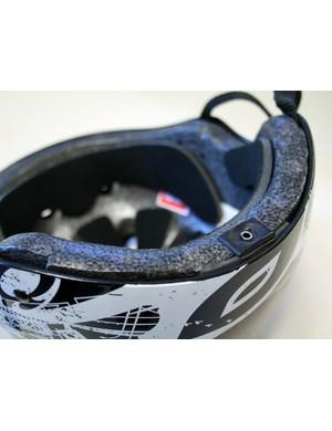 O'Neal Surround Sound helmet