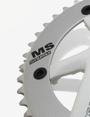 The Messenger singlespeed/fixie chainset