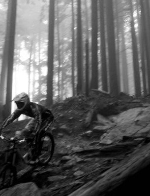 Anthill Films took Sam Hill on his first trip to Vancouver's North Shore, where he joined freeride star Thomas Vanderham