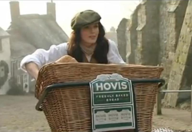 Victoria Pendleton is new face of Hovis
