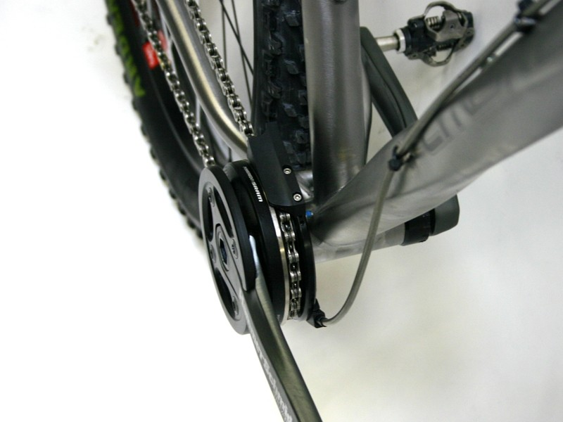 Lynskey are offering two packages for people wanting to use Truvativ HammerSchmidt drivetrains on their frames