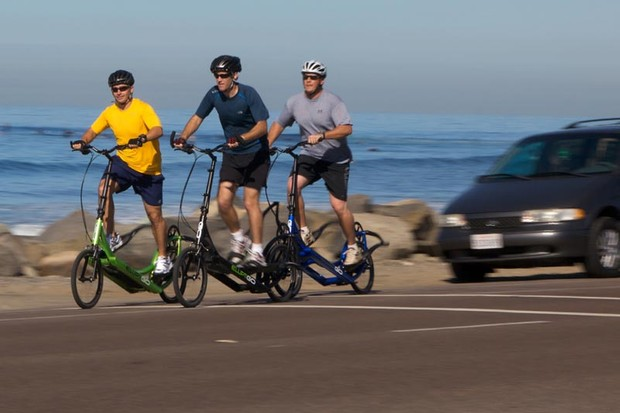 ElliptiGO seatless bike launched
