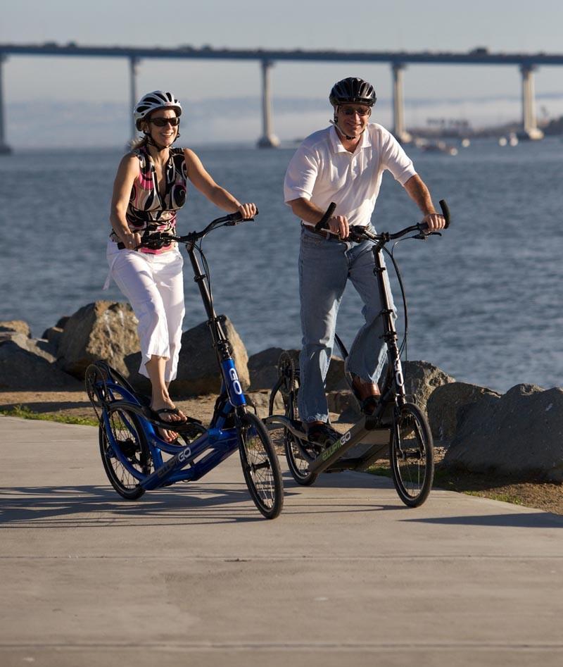 ElliptiGO seatless bike launched