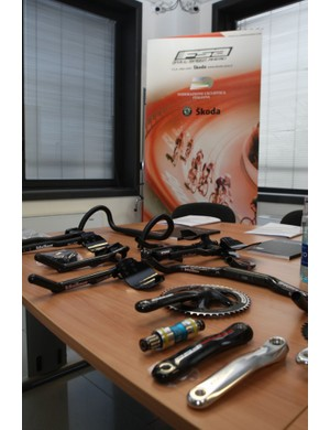 2010 FSA track products