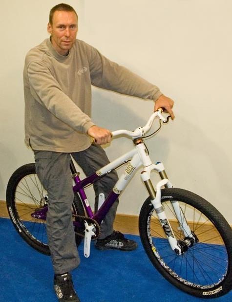 Andi Heimerdinger, Rose Bikes designer