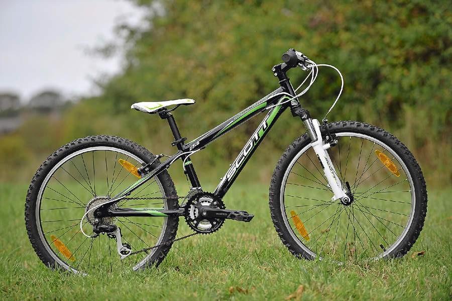 60275cc0a5f Scott Scale Junior 24 kids' bike - BikeRadar