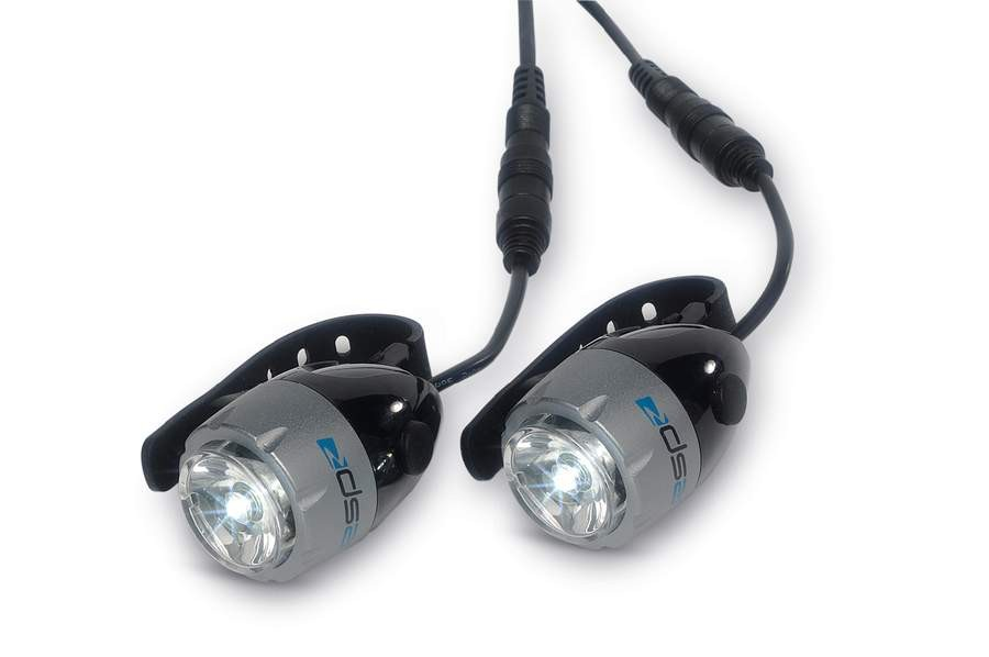 Raleigh Asteri 6 front lights