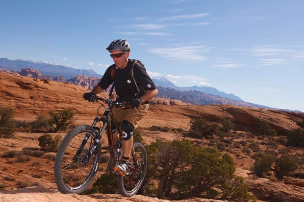 Outerbike attendees will have the chance to ride Moab's famous trails on 2011 bikes before anyone else.