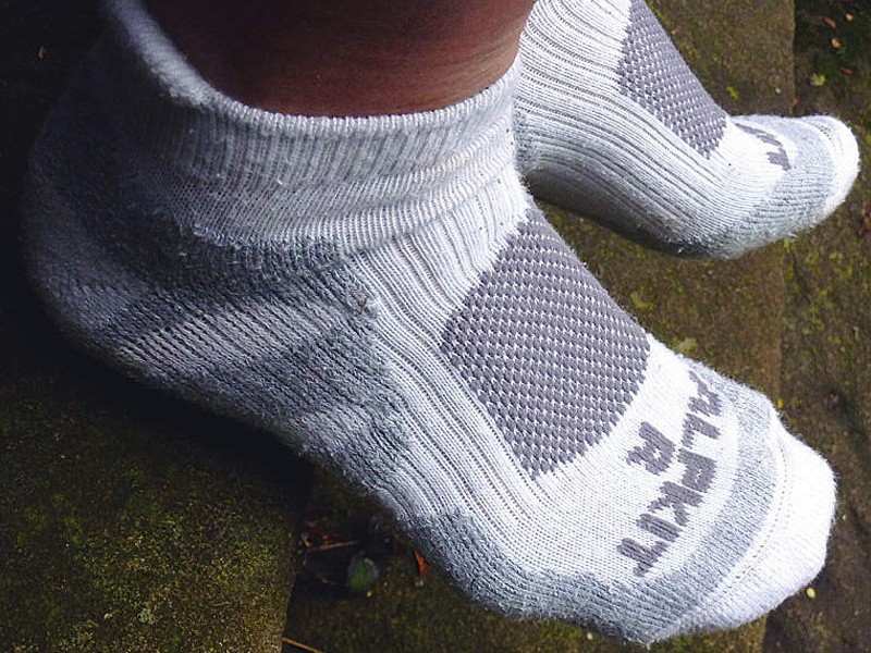 Alpkit AKdrenaline socks (twin pack)