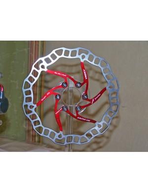Ashima coloured disc rotor