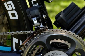 Shimano's Di2 has become popular in the professional peloton over the past year