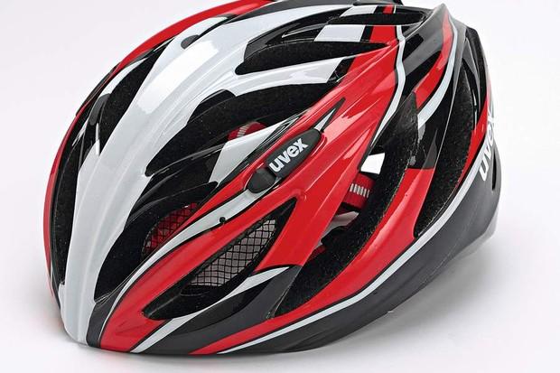 Uvex Boss Race helmet