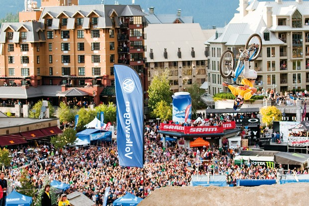 Whistler could be sold due to financial difficulties at its parent company