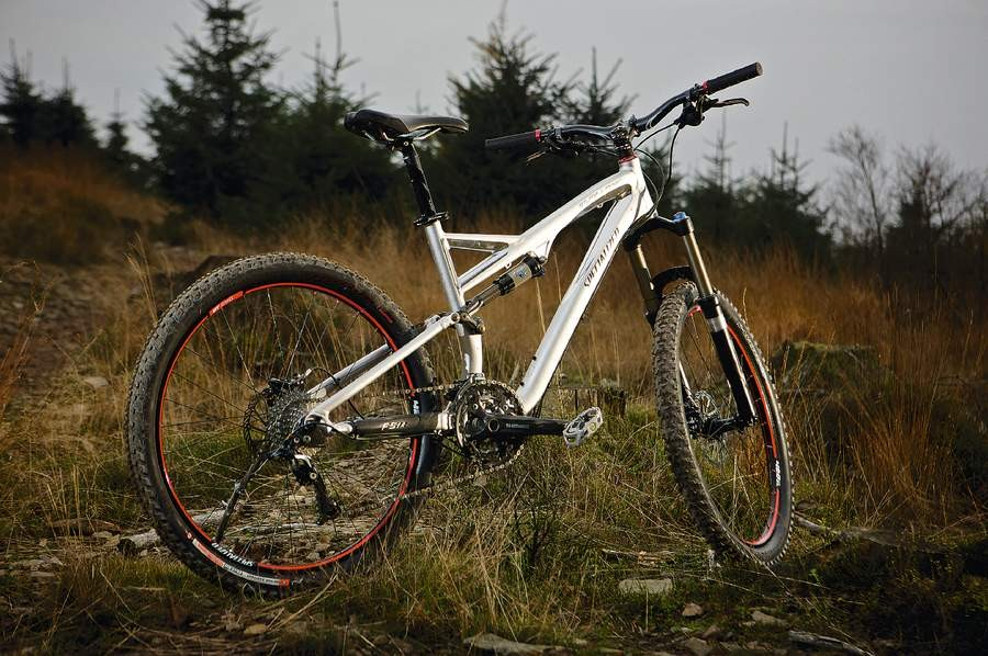 the Stumpjumper is as versatile and ride-ready as they come